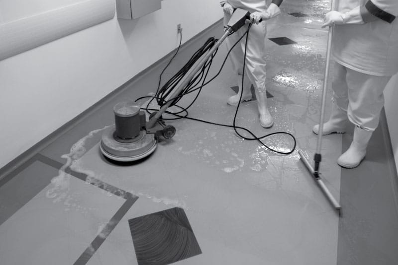 Image pour illustrer le métier de la propreté et de l'hygiène