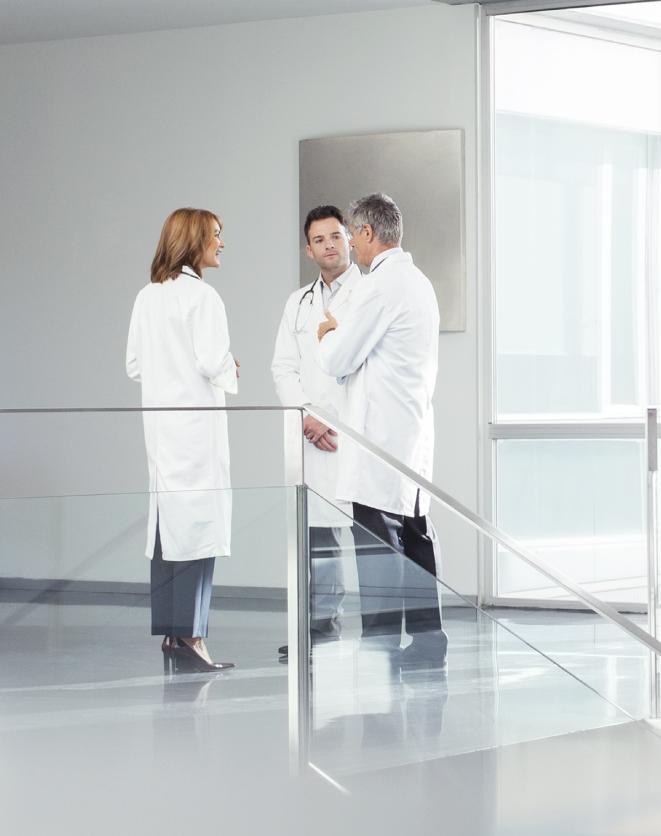Intervention dans le secteur de la santé